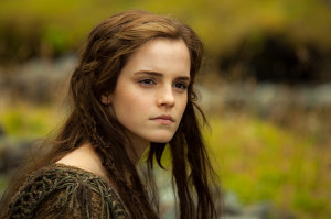Emma Watson is Ila in NOAH